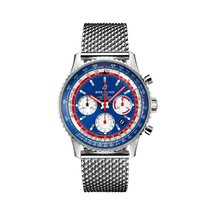 Breitling Navitimer 1 B01 Chronograph 43 Steel 43mm Blue United States of America, Florida, Boca Raton