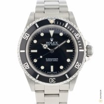 Rolex Submariner (No Date) 14060M 2004 подержанные
