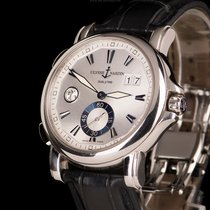 Ulysse Nardin pre-owned Automatic 42mm White Sapphire Glass