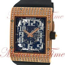Richard Mille RM016 Rose gold RM 016 49.8mm pre-owned United States of America, New York, New York