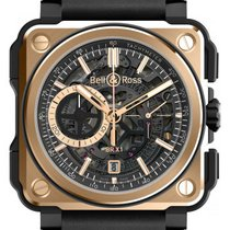 Bell & Ross BR-X1 Rose gold United States of America, New York, Brooklyn