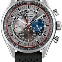 Zenith El Primero Chronomaster new Automatic Chronograph Watch with original box