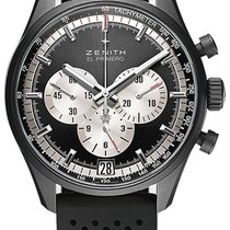 Zenith El Primero Chronomaster Aluminum 42mm Black United States of America, New York, Airmont