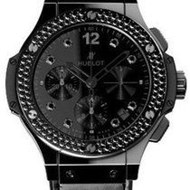 Hublot 341.CX.1210.VR.1100 41mm Big Bang All Black Automatic...