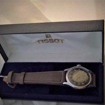 天梭 (Tissot) WW2 era rare piepan dial, serviced in very good...