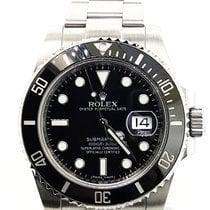 Rolex Submariner Date with Paper