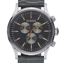 Nixon Steel 42mm Quartz A405-2145 new