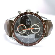 TAG Heuer Carrera Calibre 16 Chronograph Stainless Steel Watch