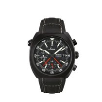 Sinn Space Chronograph 140 St S leather strap NEW