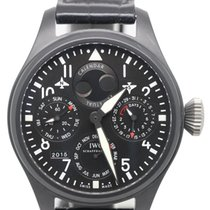 IWC 48mm Automatic 2017 new Big Pilot Top Gun Black