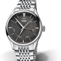 Oris Steel 40mm Automatic 01 755 7742 4053-07 8 21 79 ORIS  POINTER Giorno Data 40mm new