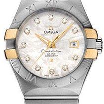 Omega Constellation Ladies Zlato/Ocel Česko, ZLIN