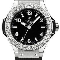 Hublot Big Bang 38 mm new Quartz Watch with original box and original papers 361.sx.1270.rx.1104