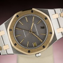 Audemars Piguet ROYAL OAK CLASSIC GOLD STEEL LIKE NEW BOX