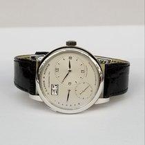 A. Lange & Söhne Lange 1 pre-owned 39.5mm Platinum
