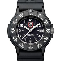 Luminox Original Navy Seal Carbono 43mm Preto Árabes