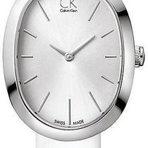 ck Calvin Klein ck Incentive Leather Ladies Watch