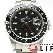 ロレックス 16710 ステンレス GMT マスター II 40mm