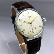 Longines Manual winding pre-owned