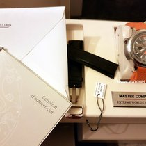 Jaeger-LeCoultre Master Compressor Extreme World Chronograph occasion 46mm Platine