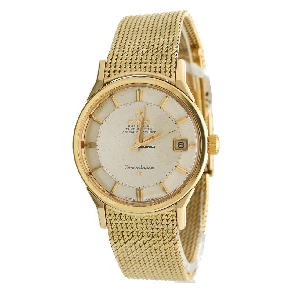 6a759ddf435 Gouden horloges op Chrono24 kopen voor een scherpe prijs