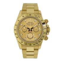 Rolex 116528 Yellow gold Daytona 40mm pre-owned United States of America, New York, New York