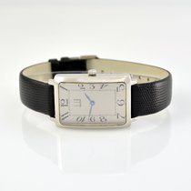 Alfred Dunhill Steel 36mm Manual winding 94 KSMV pre-owned