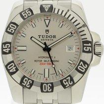 Tudor Hydronaut Steel 41mm Silver