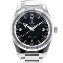 Omega Seamaster Railmaster Steel 38mm Black United States of America, Georgia, Atlanta