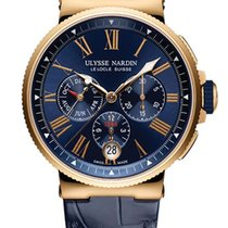 Ulysse Nardin 1532-150/43 Rose gold Marine Chronograph new United States of America, Florida, North Miami Beach