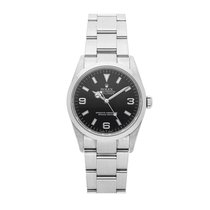 Rolex Explorer Steel 36mm Black Arabic numerals United States of America, Pennsylvania, Bala Cynwyd