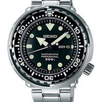 Seiko Marinemaster 48mm Чёрный
