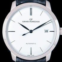 Girard Perregaux Hvidguld 38mm Automatisk 49525-53-131-BK6A brugt