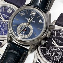 Patek Philippe Annual Calendar Chronograph 5960P-015 2014 pre-owned