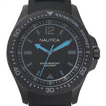 Nautica 44mm Quartz NAPMAU007 nouveau