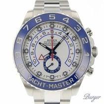 Rolex Yacht-Master II 116680 Odlično Zeljezo 44mm Automatika