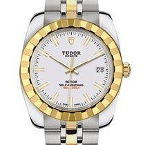 Tudor 22013-0004 Unworn Gold/Steel 28mm
