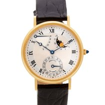 Breguet Yellow gold 36mm Manual winding pre-owned