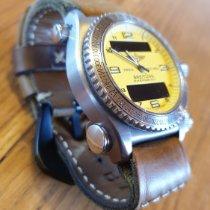 Breitling Emergency Titan 43mm Gelb Arabisch