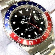 Rolex (ロレックス) GMT マスター II ステンレス 40mm ブラック 文字盤無し 日本, Tokyo