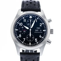 IWC Pilot Chronograph IW3717-01 pre-owned