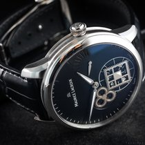 Maurice Lacroix Masterpiece MP7158 Very good Steel 43mm Manual winding