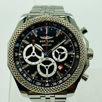 Breitling Bentley Barnato Steel Black United States of America, New York, NEW YORK