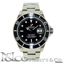 Rolex Submariner Date - Stainless Steel D Serial
