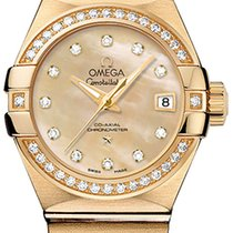 Omega Constellation Co-Axial Automatic 27mm 123.55.27.20.57.002
