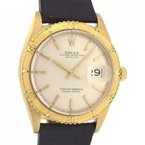 Rolex Datejust Turn-O-Graph yellow gold 1625