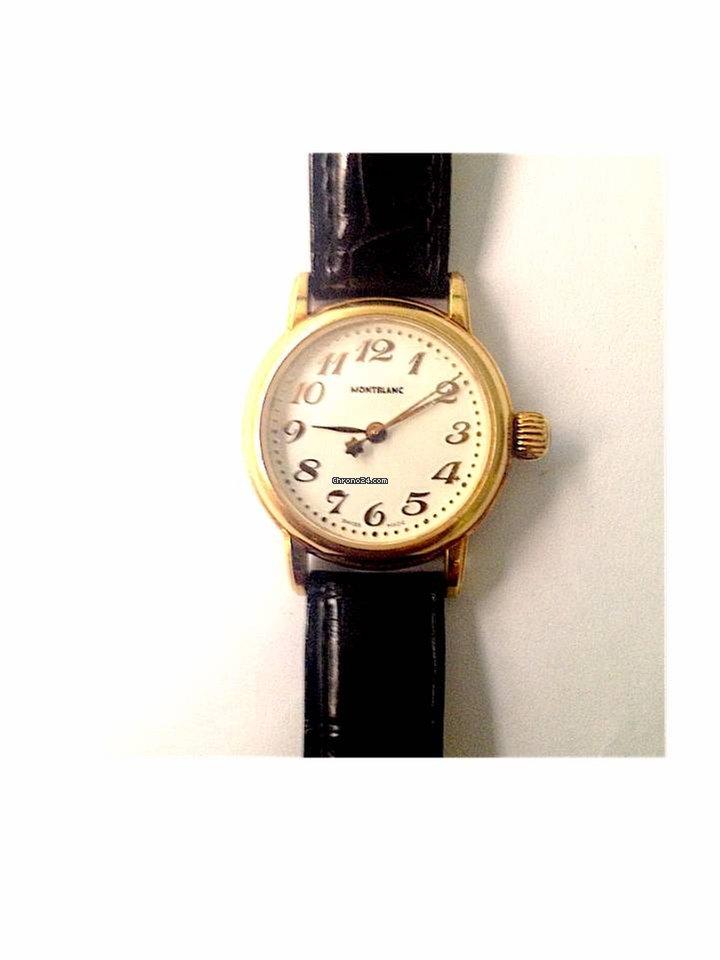 8885690cb14 Montblanc 7010 - Mini Star 18k gold por R  4.500 para vender por um  Vendedor particular na Chrono24