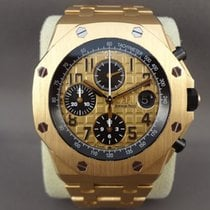 Audemars Piguet Royal Oak Offshore Chrono Pink Gold / 42mm