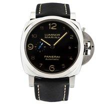 沛納海 Luminor Marina 1950 3 Days Automatic 新的 自動發條 附正版包裝盒和原版文件的手錶 PAM01359 or PAM1359