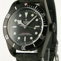 Tudor Black Bay (Submodel) pre-owned 40mm Ceramic